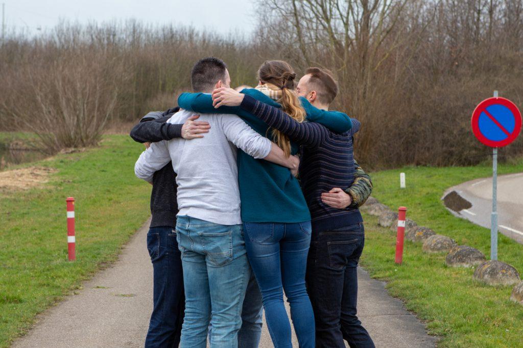Samen zijn we sterk
