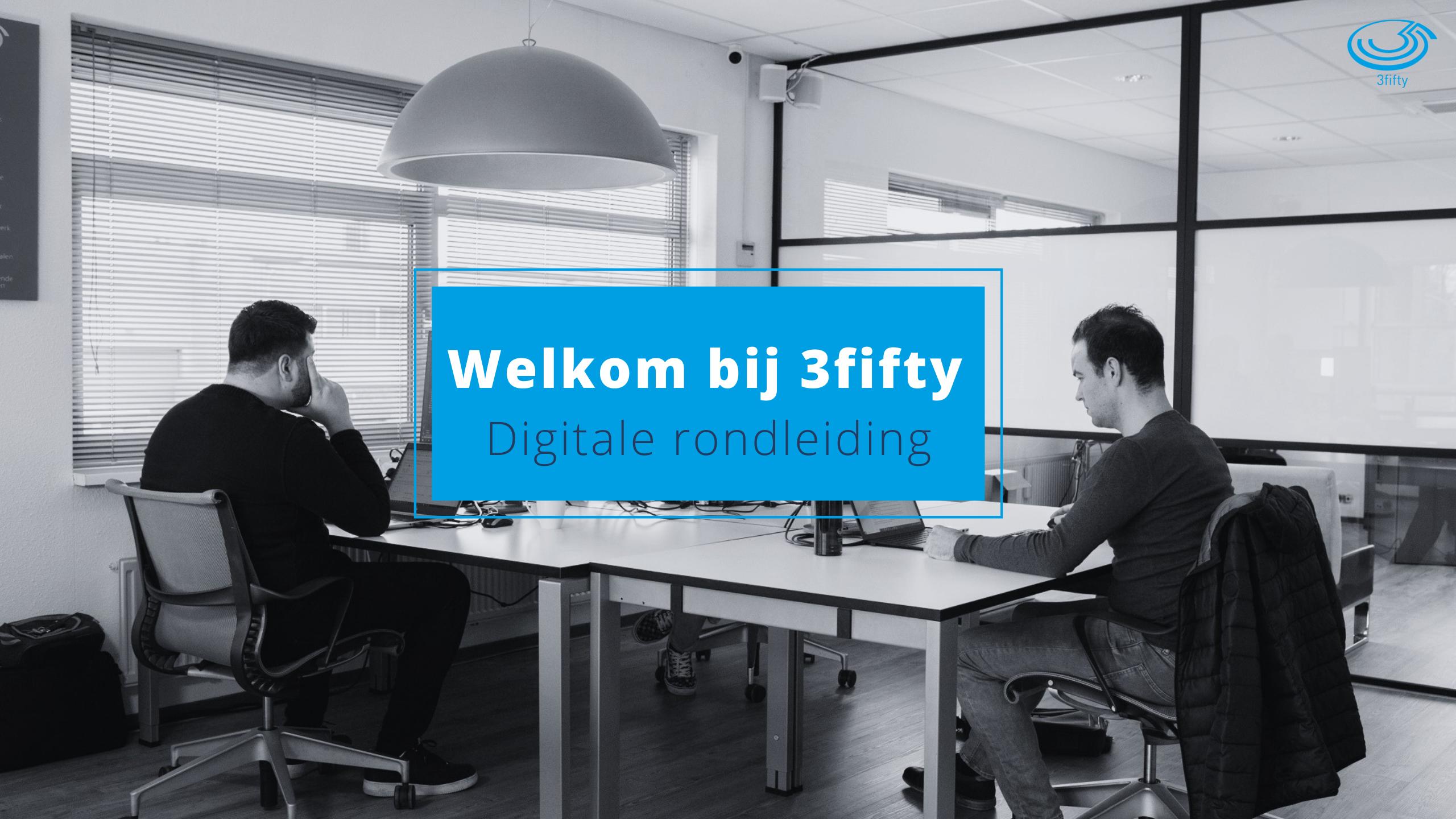 Digitale rondleiding: Welkom op ons kantoor! – Video